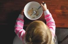 posiłek dziecko