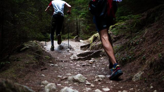 bieg górski 1