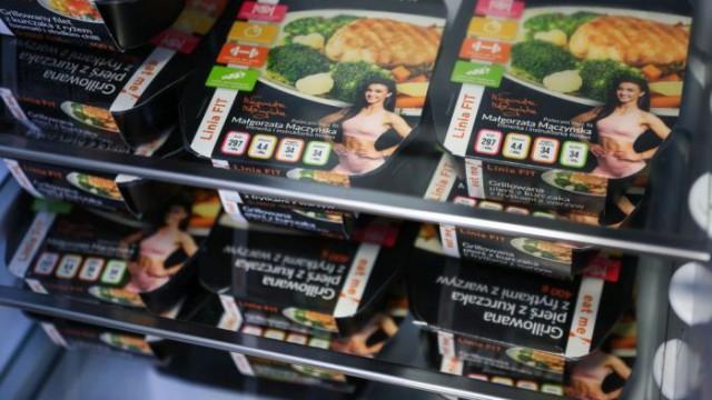 26.09.2018 Warszawa . Promocja dan Eat Me! z serii Fit . Produkt promuje Malgosia Maczynska . Fot. Franek Mazur franek.mazur@gmail.com