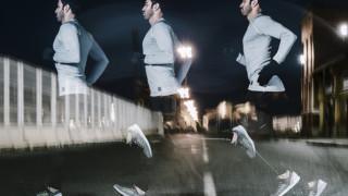 biegacz nocą