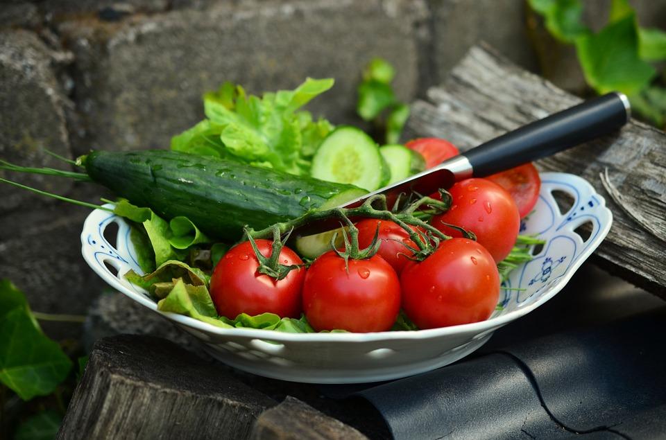 pomidor i ogórek 1