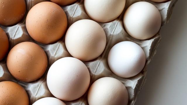jajka w wytłoczce