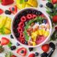 rozmaite owoce