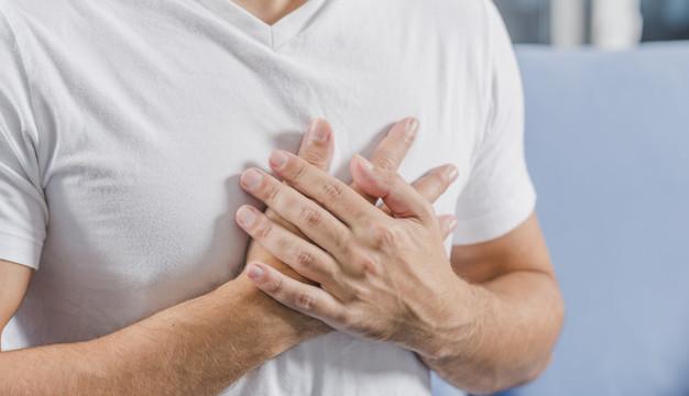 ból klatki piersiowej
